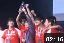 IPL5颁奖现场!WE夺冠梦圆拉斯维加斯