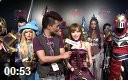 lol全明星赛:cosplay表演采访
