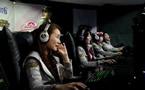 韩国OGN女子战队联赛 看看女玩家的实力