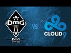 全明星战队邀请赛半决赛:OMG vs C9 第二场