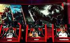 Fnatic VS SKT的精彩集锦 经典的偷龙反击战