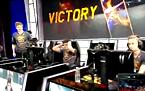 TPA VS Fnatic的精彩集锦 后期定胜负