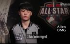 全明星决赛前选手访谈:战胜SKT是我们的心愿
