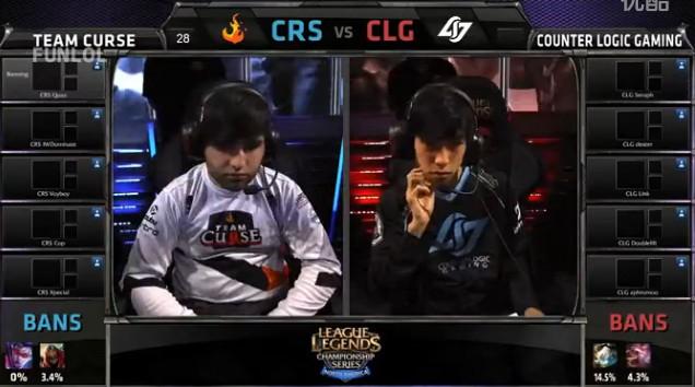 LCS�������ļ���CRS vs CLG