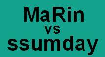 最强SOLO王12进6淘汰赛:MaRin vs ssumday