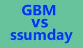 最强SOLO王总决赛:ssumday vs GBM