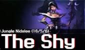 The shy打野豹女第一视角 国服排位17杀