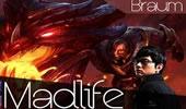 Madlife辅助布隆第一视角 论拿一血的速度与技术