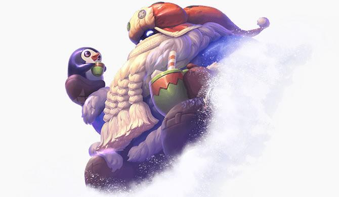 冰雪节欢乐企鹅图标是头像么