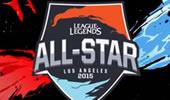 2015LOL全明星赛:韩国队 vs 欧洲队