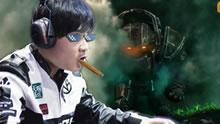 当日漫遇上LOL:Rookie化身朝鲜飞行员!