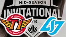 2016MSI季中赛决赛:SKT vs CLG