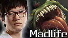 MadLife辅助塔姆 :最强保人辅助必修课!