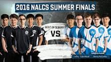 北美LCS总决赛:TSM vs C9!