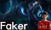 Faker中单丽桑卓第一视角 魔王降临冰封万里!