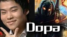 一个英雄上韩服第一:Dopa无情维克托!