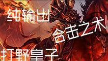 【合击之术】03:天王盖地虎!纯输出打野皇子大杀四方