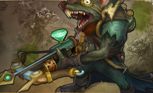 招牌英雄:王者老鼠75%胜率,教你玩