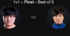 2016英全明星赛1v1模式决赛 Uzi vs Maple