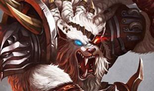 招牌英雄:北美王者77%胜率野性狮子狗!