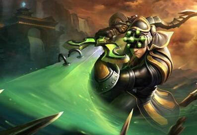 当年剑圣重是因为AP易太强?很显然不是!