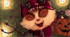 第一视角:Uzi排位提莫AD超逗,小莫快跑!