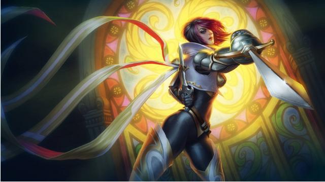 泰隆的刺客诡道,剑姬的利刃华尔兹,哪些老技能勾起了你的回忆