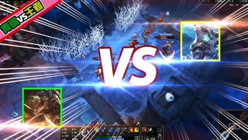 LOL:雷霆咆哮vs荒漠屠夫,还想秀我?打爆你的头!