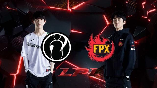 2020LPL职业联赛春季赛 IG vs FPX 第二场