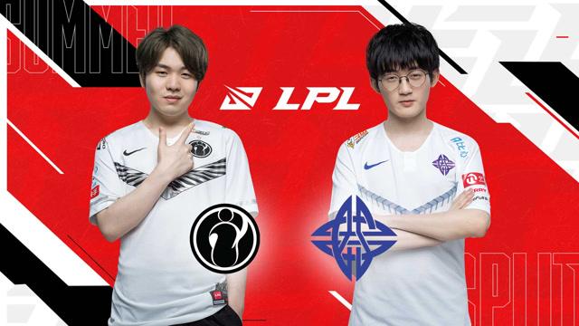 2020LPL夏季赛常规赛 iG vs ES 第二场