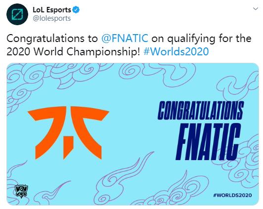 FNC 3-0 RGE晋级 LEC剩最后一个世界赛名额